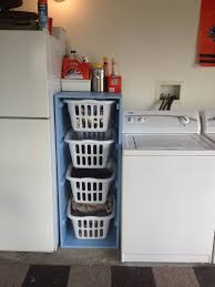 Laundry Room Detergent Storage by Diy Industrial Style Laundry Hamper Laundry Hamper Hamper And