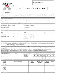 employment sneade u0027s ace home centers
