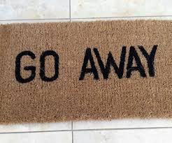Geek Doormat Away Doormat