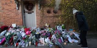 george michael tributes at his london and goring homes george