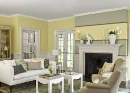 living room paint colors with brown couch accent wall ideas wood