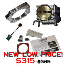 nissan maxima intake manifold nwp engineering 75mm big bore throttle body kit 12hp gain