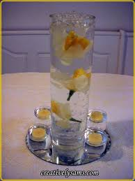 water centerpieces floating flower centerpiececreatively sam s