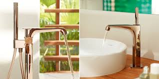 Axor Faucets Hansgrohe Axor Citterio E Bathroom Fixtures Wow With New Slender Figure