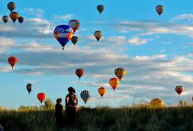 balloon bonanza balloon bonanza albuquerque journal