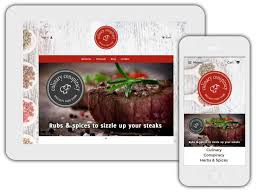 cuisine compl e uip shopify e commerce site culinary conspiracy maverick design