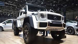 4x4 mercedes mercedes makes the g500 4x4 squared official