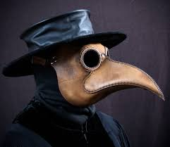 plague doctor s mask church of