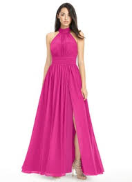 azazie iman bridesmaid dress azazie - Fuschia Bridesmaid Dress