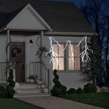 this is halloween house light show halloween lightshow projection thunder bolt with sound walmart com