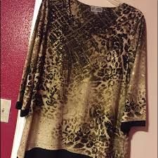 brown collection 57 jm collection tops brown sleeve shirt from s