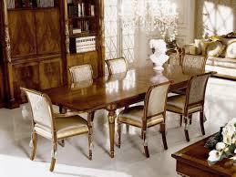 tavolo da sala da pranzo tavolo allungabile impiallicciato in piuma di noce e radica di