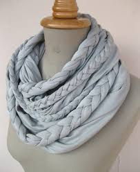 braided scarf la vie diy diy braided cowl neck scarf