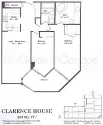 Clarence House Floor Plan by 92 King St E Reviews Pictures Floor Plans U0026 Listings