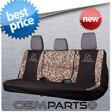 Camo Bench Seat Covers For Trucks Ducks Unlimited Seat Covers Ebay