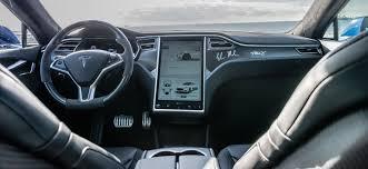 Tesla Carbon Fiber Interior Unplugged Performance Tesla Model S