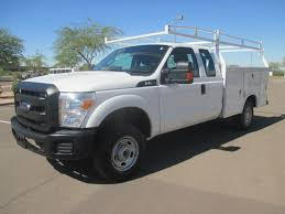 Ford F350 Service Truck - used 2011 ford f350 srw service utility truck for sale in az 2176