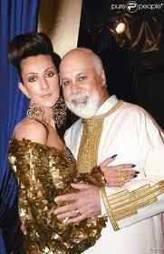 mariage arabe deuxième mariage thème arabe mariage célébrités