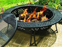 Wood Firepits Wood Pit Lowes Fireplaces Firepits Wood Pit