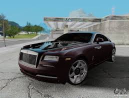 matte gray rolls royce rolls royce for gta san andreas
