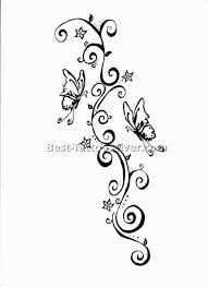 flower vine tattoos 2 best tattoos ever