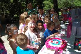 landa library for a beautiful and affordable birthday party in the