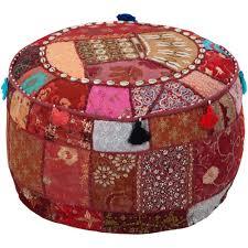 artistic weavers siena multi color accent pouf s00151051095 the
