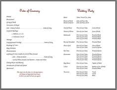 wedding bulletins ephesians 5 31 bulletins pack of 50 50th wedding programs and