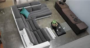 canape angle avec meridienne canapé d angle avec méridienne et relax idées de décoration