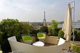 amenagement terrasse paris rooftop paris les bars terrasses du moment