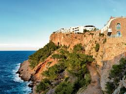 the 10 most beautiful clifftop hotels in the world photos