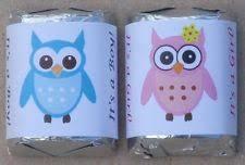 owl baby shower favors owl baby shower ebay