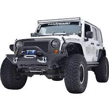 jeep rock crawler 07 16 jeep wrangler jk heavy duty rock crawler front bumper