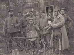 first world war com feature articles the christmas truce