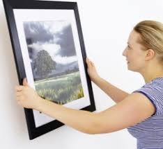 hang picture how to hang pictures and other stuff on your walls for the