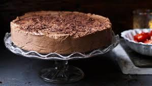 bbc food recipes velvet chocolate torte