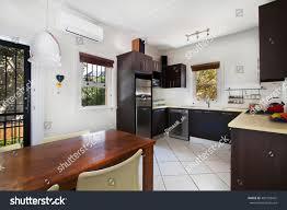 modern gourmet kitchen modern gourmet kitchen interior stock photo 481928431 shutterstock
