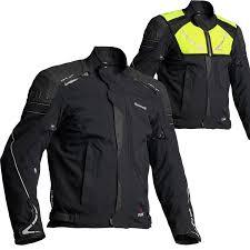 waterproof motorcycle jacket halvarssons walkyr wolf mens black laminate waterproof motorcycle