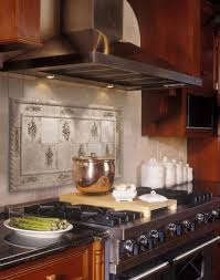 excellent kitchen decoration idea featuring in frame backsplash
