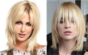 images front and back choppy med lengh hairstyles 26 hairstyles for medium length hair modern haircuts popular