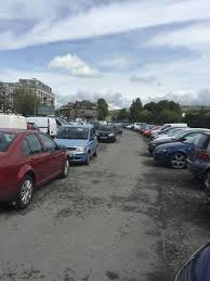 chance to quiz council tomorrow about future of new road u0027car park