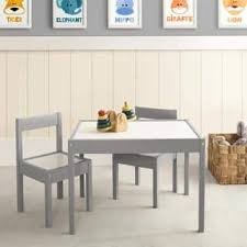 Cafe Kid Desk Table Chair Sets For Less Overstock