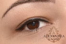 eyeliner tattoo images eye permanent makeup by alexandra patkos alexandra patkós