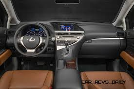 lexus rc awd road test review 2015 lexus rx350 awd