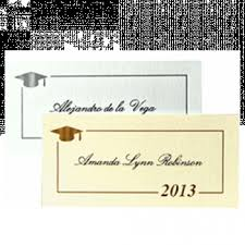 graduation name cards deluxe name cards in boxes of 50 100 or 150