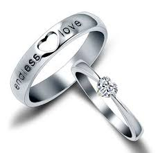wedding rings for him and wedding rings for him and sterling silver his and
