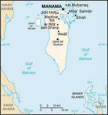 map of bahrain template location map bahrain