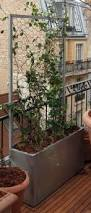fontaine murale en zinc zinc planter modular custom with built in light jardinière