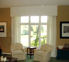 Valances For Bay Windows Inspiration Curtain Wood Valance With Curtains Marvelous Cornice Board And