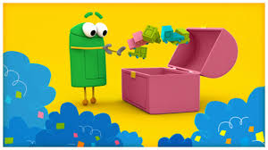the storybots know how important it is to put their toys away